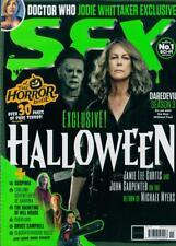 SFX MAGAZINE NOVEMBER 2018 HALLOWEEN MICHAEL MYERS JAMIE LEE CURTIS EXCLUSIVE