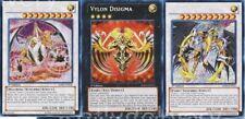 Yugioh Vylon Complete Deck - Alpha - NM - Disigma - Omega - 44 Cards