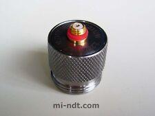 "2.25MHz /  0.5"" Quick Change Ultrasonic Transducer for Panametrics"