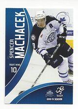 2012-13 St. John's IceCaps Spencer Machacek (Grizzlys Wolfsburg)