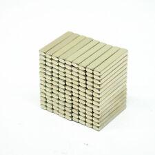 10pcs 30x5x3mm Rare Earth Neodymium Magnet Strong Craft Long Block Bar Magnet