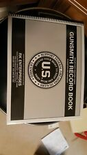 New listing Gunsmith Record Book 1000-Entry Atf Ffl Supply Business Seller Log Cover Process