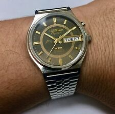 New Old Stock Russian Cornavin Automatic 27 Jewels Man's Watch