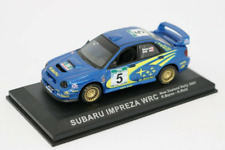 Coche Subaru Impreza WRC - R. Burns #5 - Rally New Zealand 2001 - (Escala 1/43)