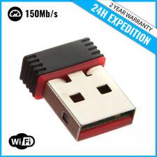 A+ Fast Wifi USB Adapter Mini Dongle Network Wireless Adaptor 150Mb/s 802.11N