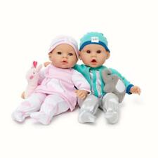 Madame Alexander Middleton Newborn 16'' Twins Baby Doll, Multicolor New