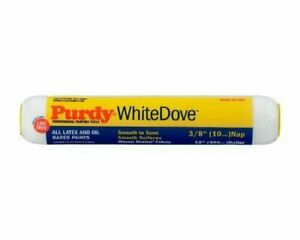 """PURDY 140670122 White Dove Paint Roller Sleeve 305mm x 38mm (12"""" x 1½"""")"""