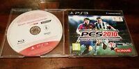 Pes 2010 Pro Evolution Soccer Ps3 Ottima Stampa Promozionale Gioco ITA Completo