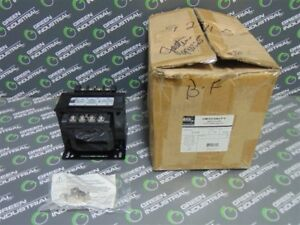 NEW EGS Hevi-Duty E150 Single Phase Industrial Control Transformer .150 kVA
