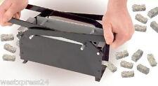 Papierpresse aus Stahl, zum Komprimieren von Altpapier