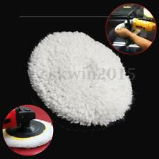 5'' 125mm Polishing Clean Buffing Buffer Pad Bonnet Pad For Car Polisher Cleaner