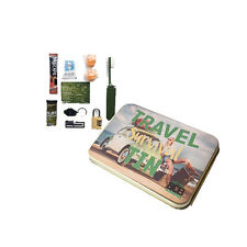 BCB Car Travel Survival Kit Set Tin - Walking Hiking Travelling Outdoors