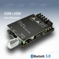 TPA3116 Bluetooth 5.0 Digital Power Amplifier Board Stereo Moudle 2x50W AUX HIFI