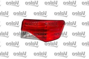 TOYOTA AVENSIS Rear Light LED Outer Section Right Hand 2012-2015