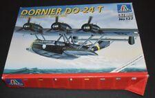 Italeri 1:72 Scale Aircraft Model Dornier DO-24 T Reconnaisance Seaplane #122