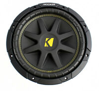 "Kicker C104 10"" 300W COMP 4-Ohm Car Audio Subwoofer Sub Woofer C10 