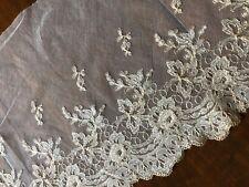 B.Altman -Ny&Paris - Antique Lace 1.5 yd