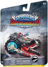Skylanders SuperChargers: Vehicle Crypt Crusher Character Pack* FACTORY SEALED*