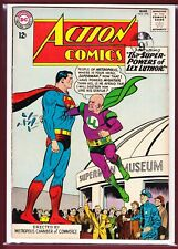 """DC_ACTION COMICS # 298_FN_(1963)_""""THE SUPER-POWERS OF LEX LUTHOR!"""""""