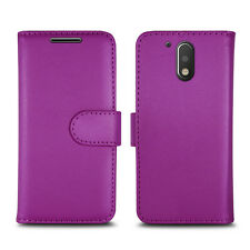 FOR NOKIA 2 3 5 6 LEATHER WALLET BOOK STYLE OPEN FONE PHONE PROTECT CASE COVER