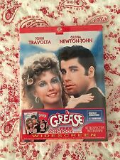 2002 Paramount 90th Anniversary Widescreen Collection Grease DVD New Sealed