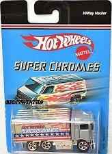 Hot Wheels 1972 -2006 Super Chromes Hiway Hauler