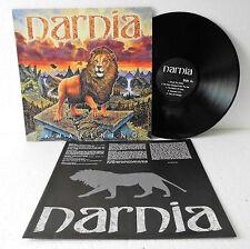 LP Narnia risveglio VINILE NEAR MINT   Album Nuclear Blast, Germany 1998, 33 RPM