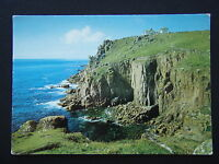HOTEL AND CLIFFS LAND'S END POSTCARD