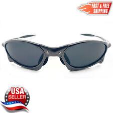 Penny X-Metal Sunglasses Black Polarized Lenses - Metal Frames for Oakley Lenses