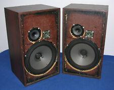 1 Paar DYNACO M25x Lautsprecher / Rarität! / Geprüft! / 1 Jahr Gewährleistung!