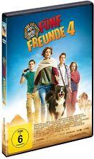 DVD *  FÜNF FREUNDE 4 - KINOFILM 4  # NEU OVP +