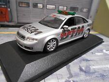Audi a6 rs6 RS 6 Quattro DTM Safety Car Bosch 2003 rar Minichamps 1:43