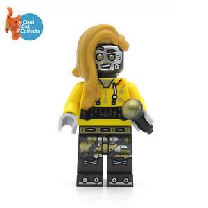 Genuine Lego Vidiyo Sing Bot Minifigure (vid023 ) + Mic Accessory from 43112