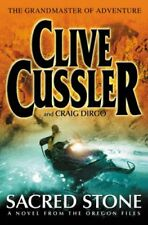 Sacred Stone: A Novel from the Oregon Files By Clive Cussler