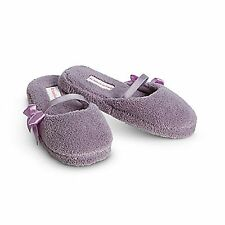 American Girl CL LE ISABELLE SLIPPERS for Girl Size Large (5 1/2-7) Purple NEW
