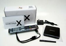 DUNE HD TV-175K KARTINA TV RECEIVER RUSSIAN VIDEO ALL INCLUDED REMOTE AC ADAPTER