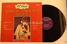 """Gold Award Hits, LP 12"""" (G)"""