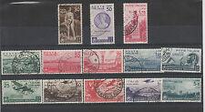 FRANCOBOLLI 1936 REGNO ORAZIO Z/4450