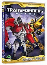 TRANSFORMERS SERIES 1 VOLUME 2 DVD  USED REGION 2
