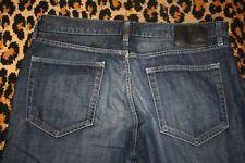 Hugo Boss Blue Jeans 38 x 32 mens denim pants comfort fit loos