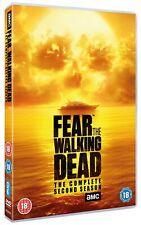 Fear the Walking Dead: The Complete Second Season [DVD]