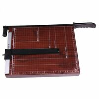 Professional A4 Paper Card Trimmer Guillotine Photo Cutter Craft For Home / L2D9