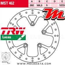 Disque de frein Arrière TRW MST462 Triumph 1200 Tiger Explorer XC,XCA, XCX 2015+