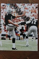 RAY GUY AUTOGRAPHED 8x10 signed Photo HOF Oakland Raiders Super Bowl XI XV XVIII