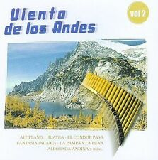 Viento De Los Andes Vol. 2 by Jose Archiniegas (CD, Sep-2005, Amer)