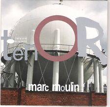 CD 2 tracks MARC MOULIN - Tenor - Feet - Blue Note