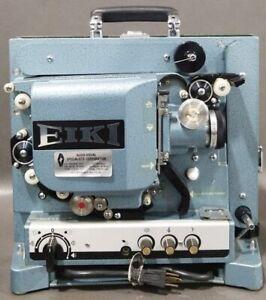 Vintage Eiki 16mm Sound Projector RT29653 -Tested - Working