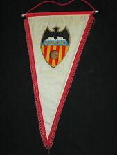 fanion wimpel pennant  XXL ancien VALENCIA C.F  VALENCE  ESPANA SPAIN ESPAGNE