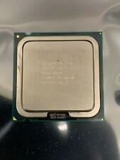 DELL INTEL CORE 2 DUO E7400 2.8GHZ 1066MHZ 3M SLGW3 C2D CPU PROCESSOR MYC14
