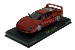Ferrari F40 (1:43)